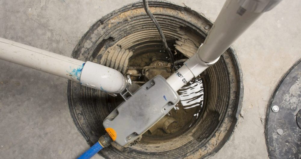 sump pump replacements