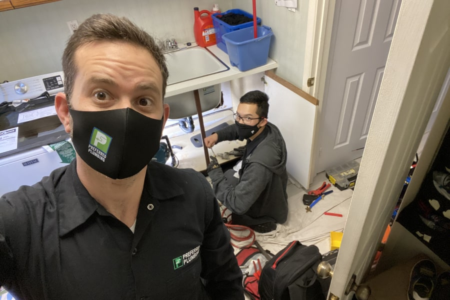 Preferred Plumbing Solutions Team