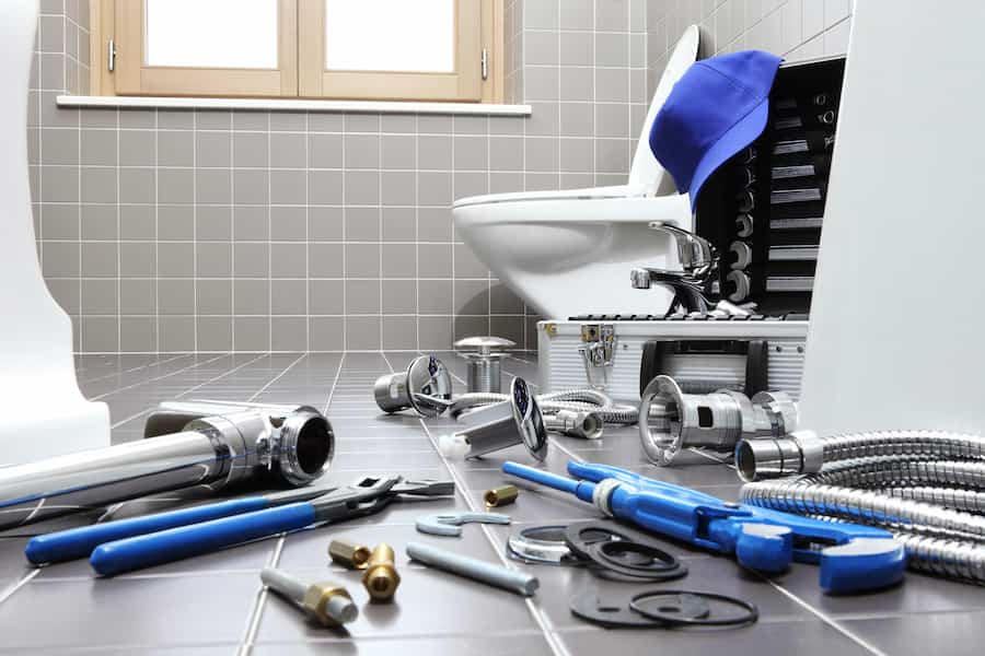 Residential Plumber in East York