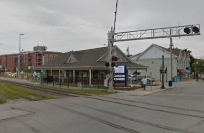 Stouffville GO Station