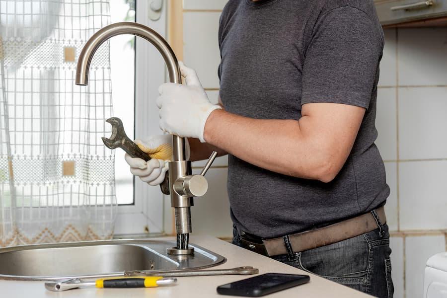 Faucet Installation Markham